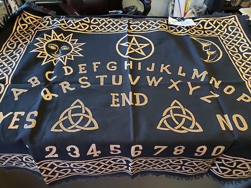 Ouija Altar Cloth