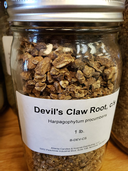 Devils Claw Root by the ounce