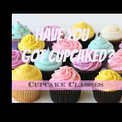Cupcake Class Schedule