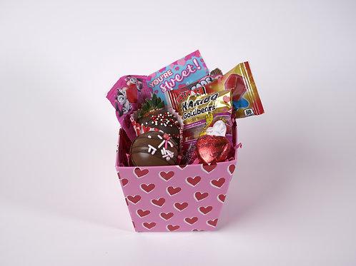 LOVERS & FRIENDS MINI TREAT BOX