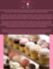 information about cupcakes and cocktails