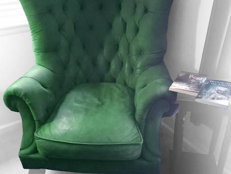 Greetings from the Green Chair