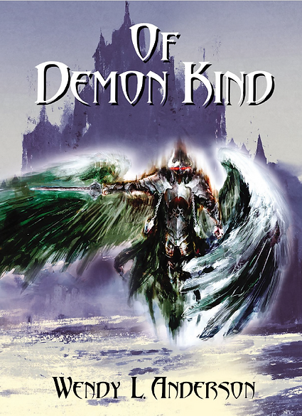 Of Demon Kind | Fantasy Romance Novel | Wendy L. Anderson