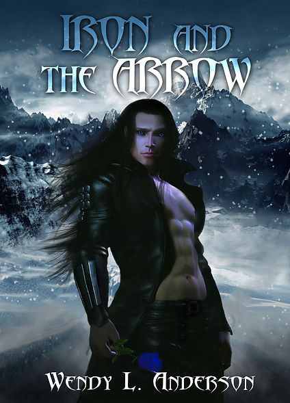 Iron and The Arrow_Front Cover.jpg