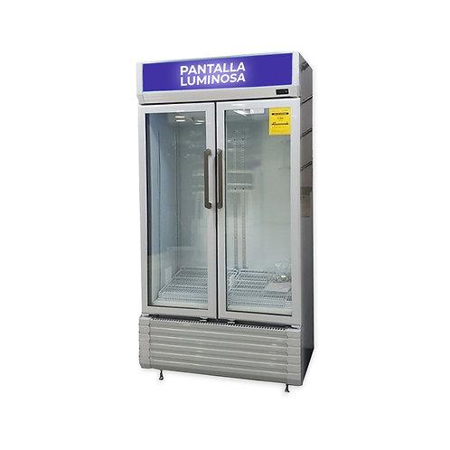 Refrigerador exhibidor 450L Royal