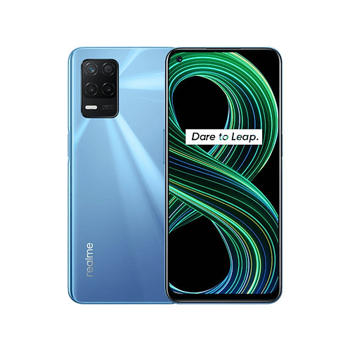 Oppo Realme 8 6+128GB Azul