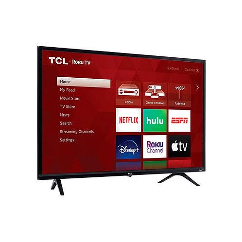 "Televisor smart 32"" HD TCL"