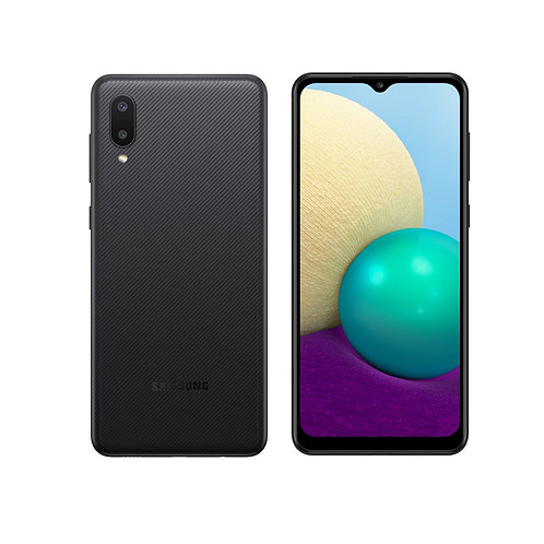 Samsung galaxy A02 3+64GB Negro
