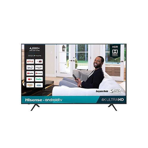 """Televisor Smart 75"""" 4K Hisense"""