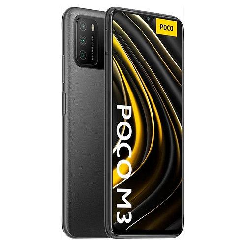 Xiaomi Poco M3 4+128GB Negro