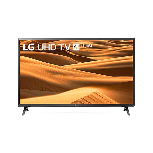 "Televisor smart 4K UHD 49"" LG"
