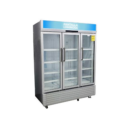 Refrigerador exhibidor 1100L Royal
