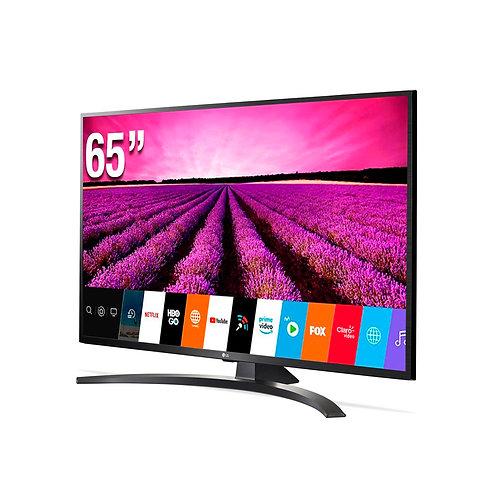 "Televisor smart 4K UHD 65"" LG"