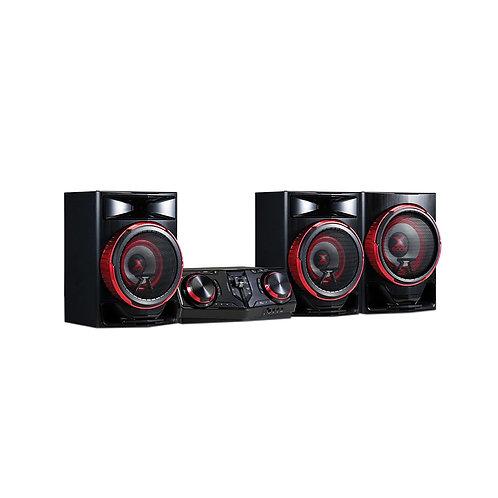 Equipo de sonido CJ88 3200w LG