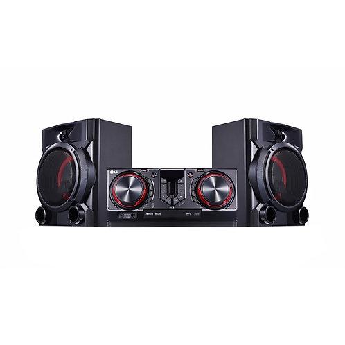 Equipo de sonido XBOOM cj65 LG