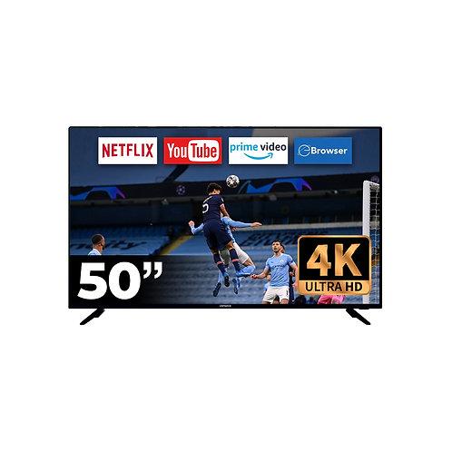 """Televisor smart 4K UHD 50"""" AIWA"""