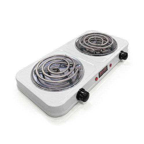 Cocina eléctrica 2 hornillas DA+CO