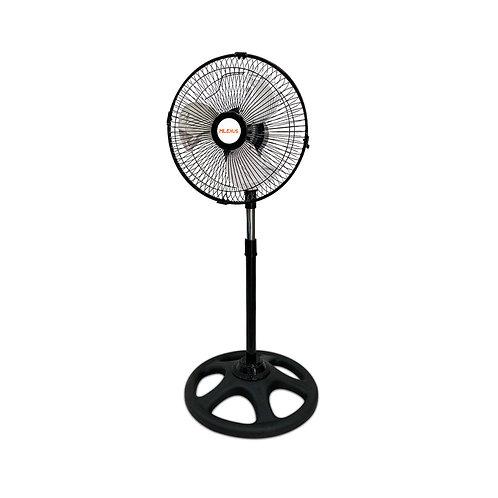 """Ventilador pedestal 10"""" Milexus"""
