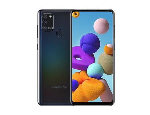 Samsung Galaxy A21s 4+64GB Negro