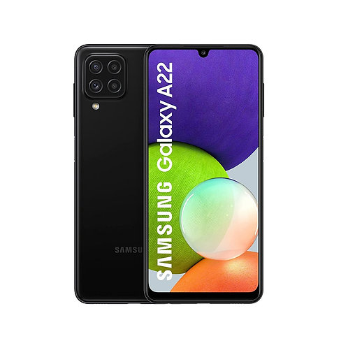 Samsung Galaxy A22 4+64GB Negro
