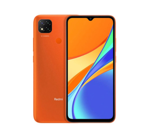 Xiaomi Redmi 9c 3+64GB Naranja