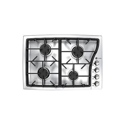 Tope de cocina a gas 4 hornillas General Electric