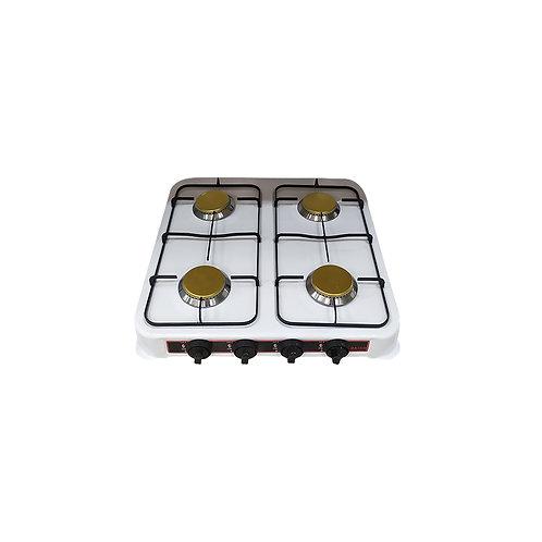 Cocina a gas 4 hornillas DA+CO