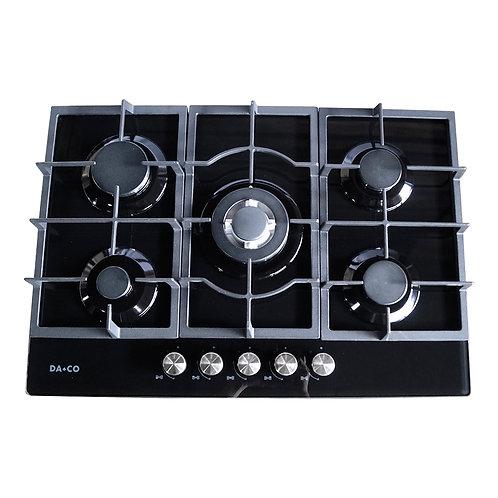 Tope de cocina a gas GHG-075 DA+CO