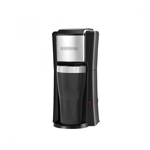 Cafetera 2t CM618 Black+Decker