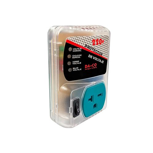 Protector de voltaje 220v DA+CO