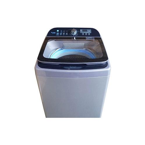 Lavadora automática 16kg DA+CO plateada