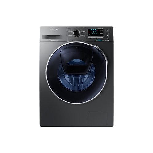 Lavadora automática carga frontal 12kg Samsung