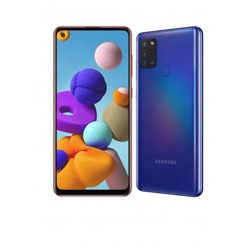 Samsung Galaxy A21s 4+64GB Azul