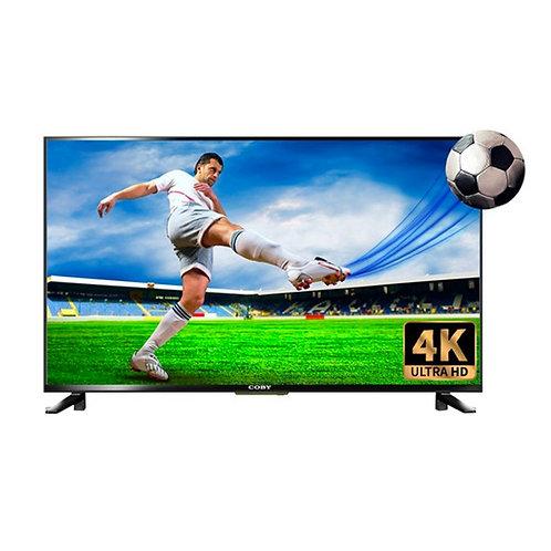 "Televisor smart 4K UHD 55"" COBY"