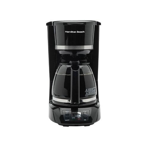 Cafetera 12 tazas Hamilton Beach 43874-MX con filtro permanente