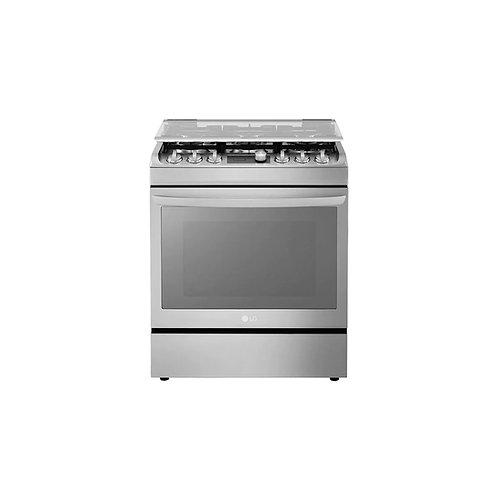 Cocina a gas RSG315T 6 hornillas LG