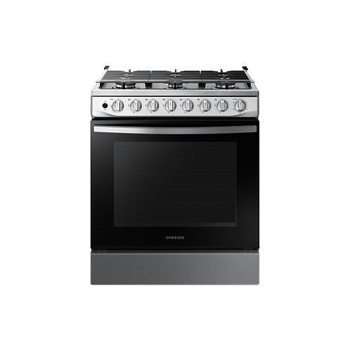 Cocina a gas NX52T5311LS 6 hornillas Samsung