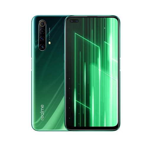Oppo Realme X50 6+128GB Verde