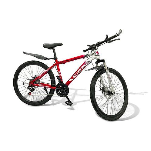 """Bicicleta SilverBike SIL2621BK Rin 26"""""""
