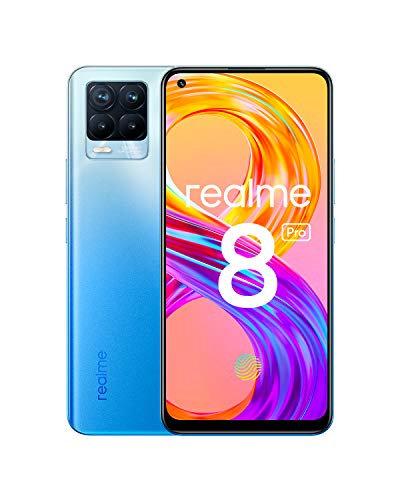 Oppo Realme 8 pro 8+128GB Azul