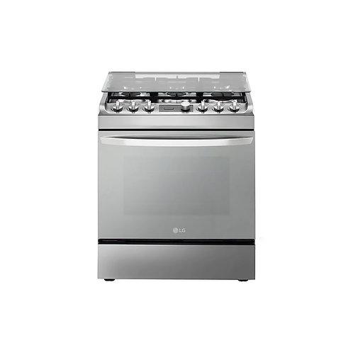 Cocina a gas RSG314M 6 hornillas LG