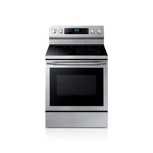 Cocina eléctrica NE59N6630SS Samsung