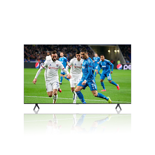 "Televisor Smart 58"" 4K Samsung Crystal"