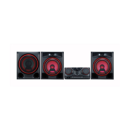 Equipo de sonido CK57 1300w LG