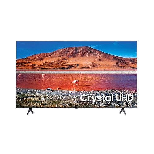 "Televisor Smart 65"" 4K Samsung Crystal Serie 7"