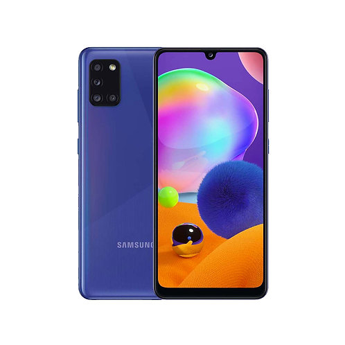 Samsung galaxy A31 4+64GB Azul