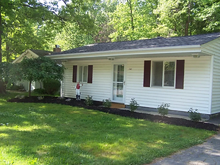 University Drive, Geneva on the Lake, OH 44041 Pet Friendly! Firepit! 1/2 acre fenced in yard! Completely renovated ranch home just east of The Strip in a neighborhood of mostly full time residents. Backyard features an area to sun and a large shaded back lot with firepit and pergola.