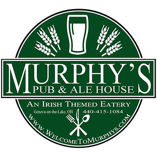 Murphy's Irish Pub is a family friendly Irish themed pub in Geneva-on-the-Lake, Ohio. Offering traditional Irish fare, specialty drinks, craft brews and a lakefront deck. SEASONAL: Memorial Day-Labor Day.