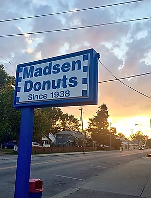 The relentless pursuit of the perfect donut for over 80 years!