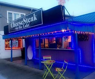 Cheesesteak is love!  Stop in for an amazing meal with America's favorite ingredients!